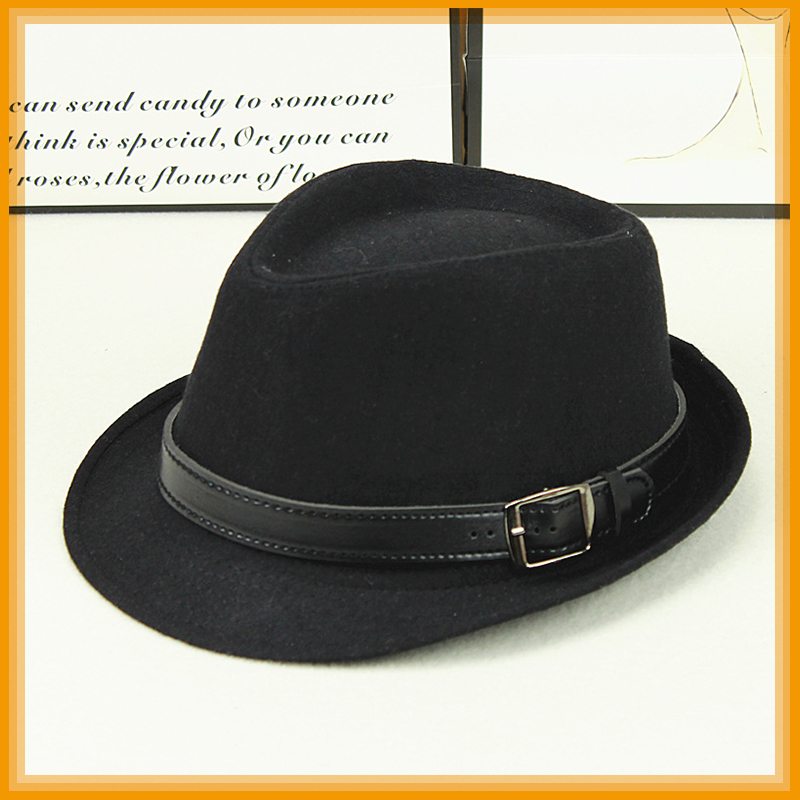 England style jazz hat formal hat for men