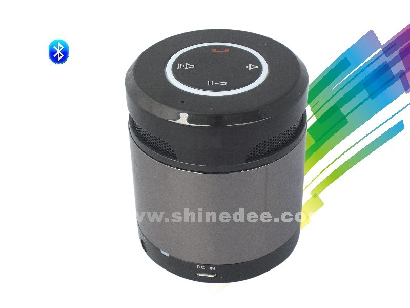 Computer,Mobile Phone,Portable Audio Player Use Electronics Mini Speaker bluetooth(SP-169BT)