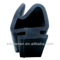 Black Auto Parts EPDM Rubber Door