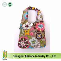 Fashion Reusable Beach Foldable Portable Folding Tote Shoulder Shopping Bag