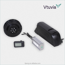 Vtuvia 250w brushless hub geared motor kit 24v / e-bike conversion kit