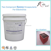 Epoxy RTV Curing microwave Transformer Potting Sealant