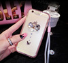 Crystal Lighting Cover Case for iphone 6 6S LED Flashing Phone Case
