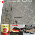 VIT fire retardant spray paint fire protection paint for steel