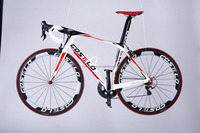 Hot sale COSTELO 795 ventoux complete carbon bike carbon bicycle frame with Groupset Frame Wheels handlebar stem saddle EMS Free