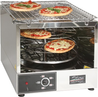 OVEN FOR BAKING BRUSCHETTAS - BRUSCHETTO' STIMA