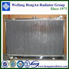 Made in China cheap & qualified aluminum design radiator core