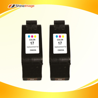 remanufactured ink cartridge for hp17