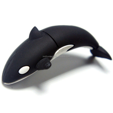 Beach Club Favors Promotional Gift Killer Whale USB Flash Drives,Hot Items Mini 3d USB Pen Drive 1gb-64gb