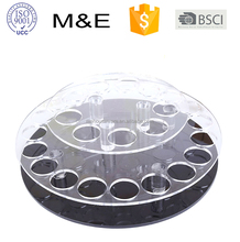360 Rotating Acrylic Lipstick Holder