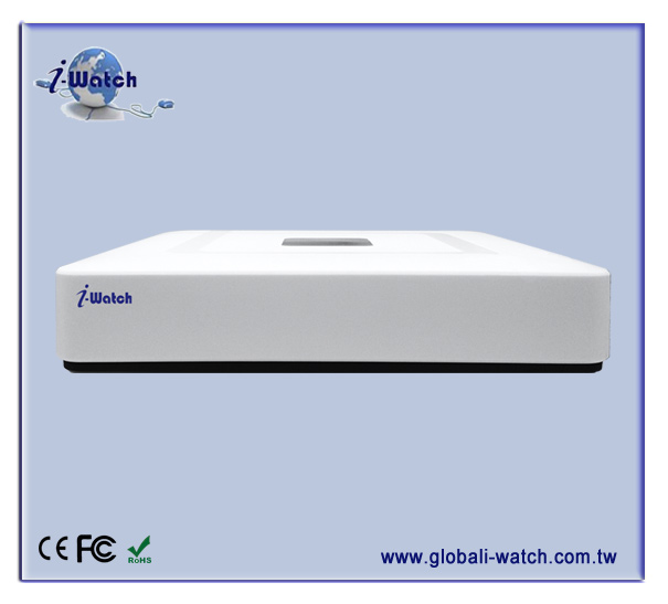 IW-A0801A 8CH 720P 960H of High Definition AHD DVR