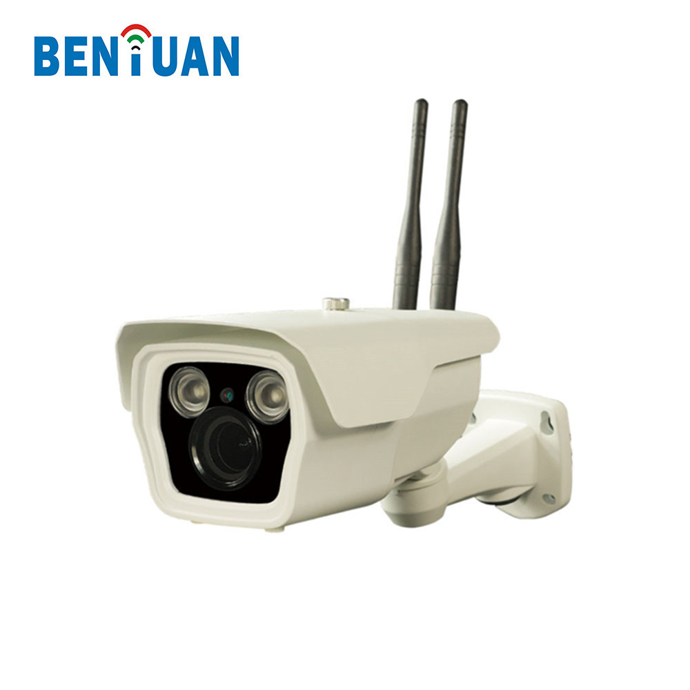 2.0MP 2.8-12mm Varifocal Lens 2 Array Pcs Leds Outdoor 3G CCTV Camera