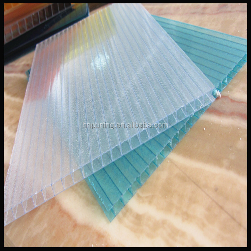 Light diffusion polycarbonate sheet for window