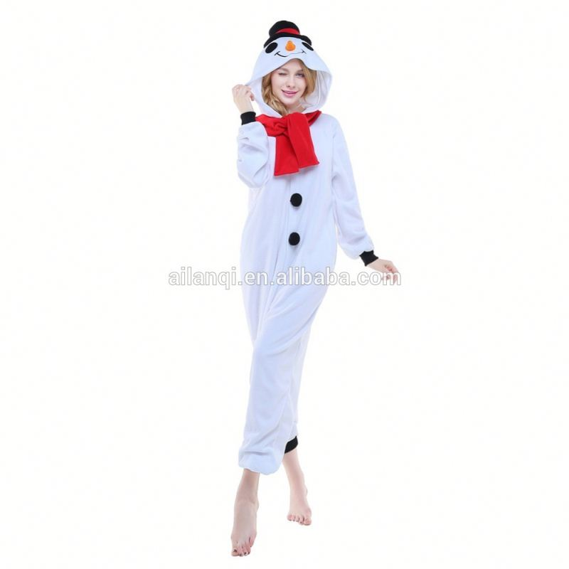 Wholesale cartoon TV & Movie costumes pajamas adult frozen onesie
