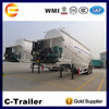 heavy duty cement bulk tanker semi trailer for transportion