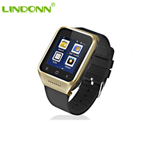 Free Shipping 2015 Smart wrist watch phone with camera and sim slot factory wholesale