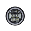 5.75 inches 80w led headlight for harley
