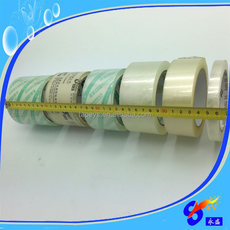 new products 1000yds Box Tape Carton Sealing Tape Machine Length