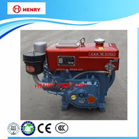 6HP water cooled single cylinder diesel engine