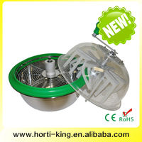China Hydroponics manual grass portable leaf trimmer