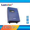 High pulse voltage perimeter protection power fence alarm ocean park electric fencing system charger