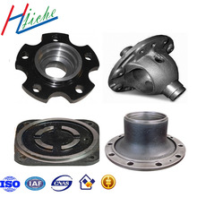 Sand Casting Products Of Gray Iron Casting HT200