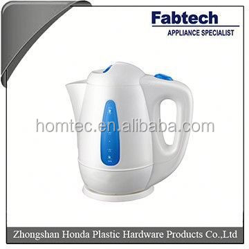 1.5L red color instant hot water kettle