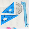 Drafting Supplies Stationery Ruler Set Funny