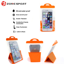 wholesale new design waterproof smartphone case for iPhone 6 plus,PVC waterproof dry bag for iphone apple