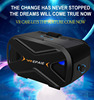 fashional 3d video glasses virtual reality headset for private cinema