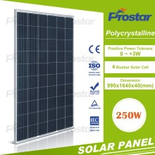 photovoltaic PV Panel Solar Module solar panel 60v from Chinese factory directly under low price per watt