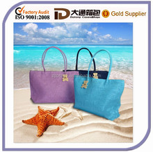 Fashion Large Women/Girl Single Shoulder Bag Handbag Beach Straw Tote Bag