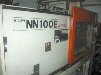 Nigatta NN 100T Used Injection molding machine
