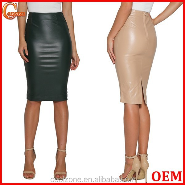 Free shipping and returns on Women's Leather (Genuine) Skirts at manga-hub.tk