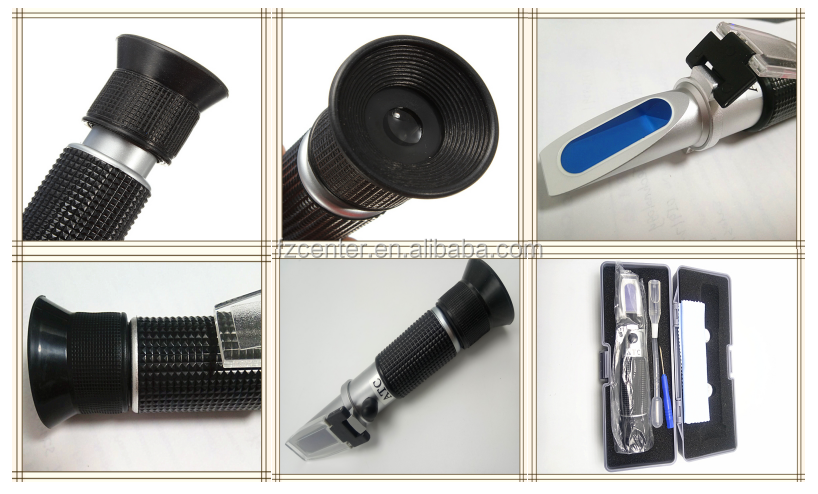 China factory natural OEM refractometer RHB-32ATC