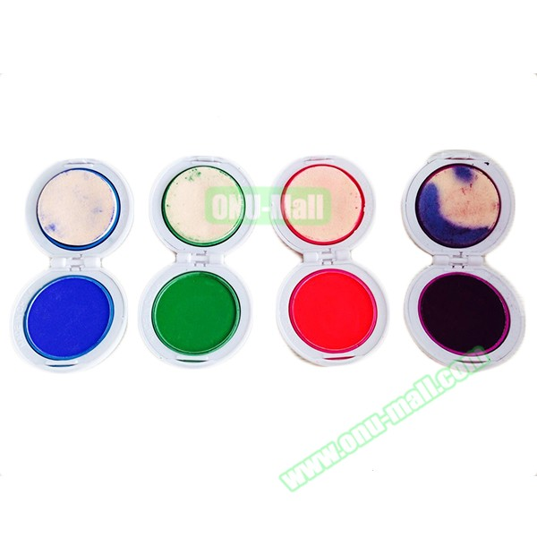 Newest Arrival Huez Non-toxic 4 Colors Hair Dye Temporary Hair Chalk