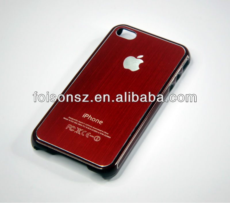 aluminium case for phone 4