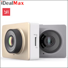 "100% Original Xiaomi Yi Dash Camera 1080P 60fps 2.7"" 165 Degree Angle ADAS WiFi YI Smart Car DVR"