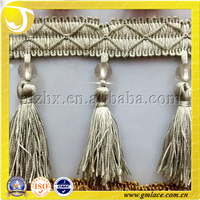Wholesalers New Dresses of Korean Cotton Fringe Trimming
