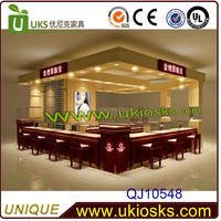 new design jewelry shop display counter for sale
