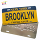 motorcycle car license plate