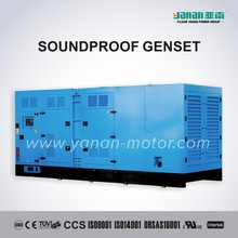 High Quality Soundproof Diesel Generator 800 kVA Generator