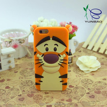 Hot sale new product cartoon silicone phone case innovative products for import