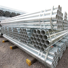 DIN2448 ST52 S275 Galvanized Seamless Mild Steel Pipe Specifications