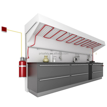 Class K F Automatic Kitchen Fire Suppression System Fire Extinguisher for Kitchen