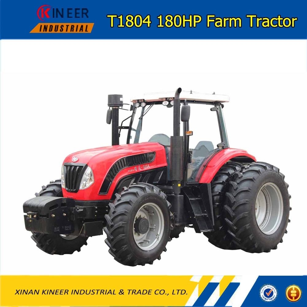 2015 Hotsale China Made 180hp 4wd Farm Tractor Manufacturer