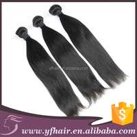 Tangle free shedding free full cuticle 8a unprocessed raw virgin hair wholesale