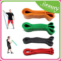 latex exercise loop band ,H0T119, adjustable resistance bands
