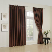 2016 Latest Design Factory Price Luxury Blackout Curtain Design For Decor Home