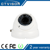 Surveillance Security High Resolution CCD CCTV varifocal lens camera